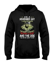 H- NOVEMBER GUY Hooded Sweatshirt thumbnail