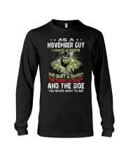 H- NOVEMBER GUY Long Sleeve Tee thumbnail