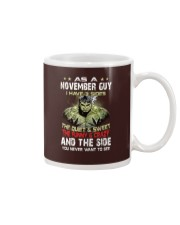 H- NOVEMBER GUY Mug thumbnail