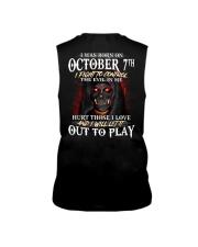 OCTOBER 7th Sleeveless Tee thumbnail