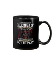 December 29th Mug thumbnail