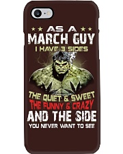 MARCH GUY - L Phone Case thumbnail