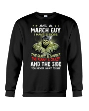 MARCH GUY - L Crewneck Sweatshirt tile