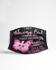 FEBRUARY GIRL Cloth face mask aos-face-mask-lifestyle-22