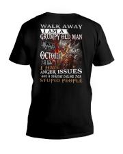 October 21st M10 V-Neck T-Shirt thumbnail