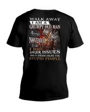 10th M11 V-Neck T-Shirt thumbnail