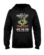H- MARCH GUY Hooded Sweatshirt thumbnail