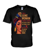 JUNE WOMAN V-Neck T-Shirt thumbnail