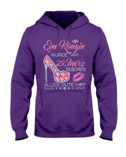 29 März Hooded Sweatshirt thumbnail