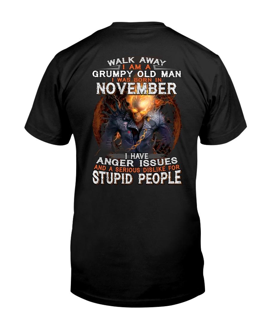 H-NOVEMBER MAN  Classic T-Shirt