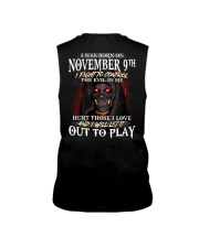 November 9th Sleeveless Tee thumbnail