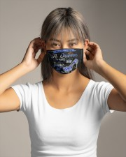 JUNE QUEEN Cloth face mask aos-face-mask-lifestyle-16