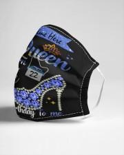 JUNE QUEEN Cloth face mask aos-face-mask-lifestyle-21