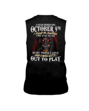 OCTOBER 9th Sleeveless Tee thumbnail