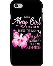 MAY GIRL Phone Case thumbnail