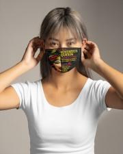 NOVEMBER QUEEN Cloth face mask aos-face-mask-lifestyle-16