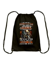 JUNE MAN Drawstring Bag thumbnail