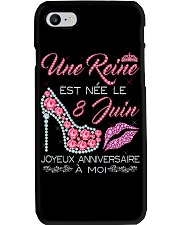 8 JUIN Phone Case tile