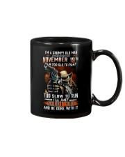 November 19th Mug thumbnail
