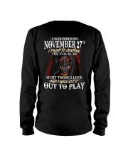 November 27th Long Sleeve Tee thumbnail