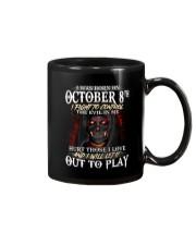 OCTOBER 8th Mug thumbnail