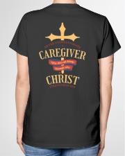 Believe Caregiver Back Dark Ladies T-Shirt garment-tshirt-ladies-back-01