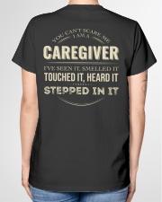 Cant Scare Caregiver Back Dark Ladies T-Shirt garment-tshirt-ladies-back-01