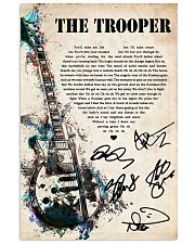 The Trooper 24x36 Poster front