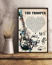 The Trooper 24x36 Poster lifestyle-poster-3