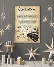 Crash into me 24x36 Poster lifestyle-holiday-poster-1