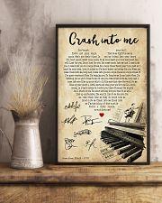 Crash into me 24x36 Poster lifestyle-poster-3