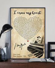 I cross my heart 24x36 Poster lifestyle-poster-2