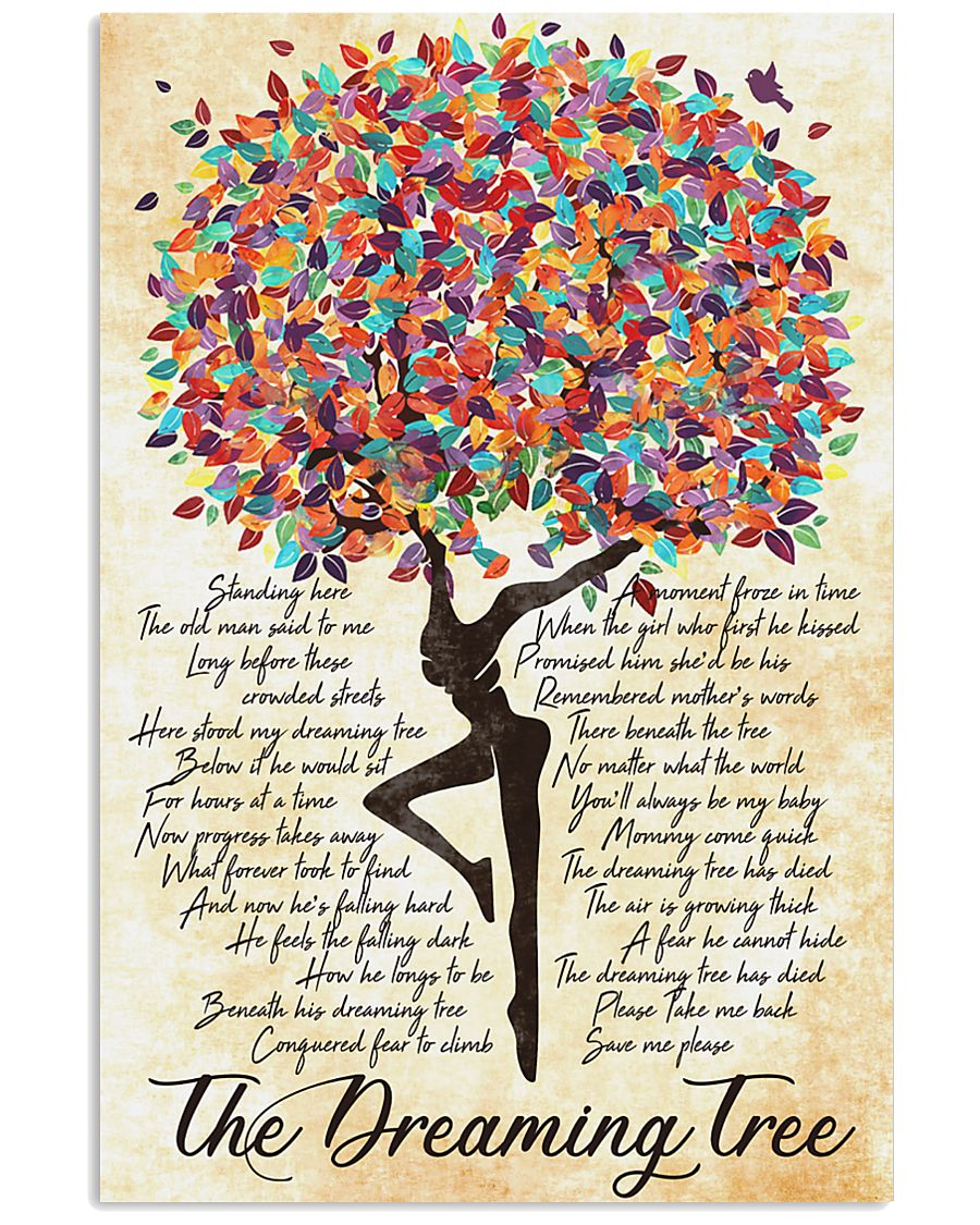 Dreaming Tree 24x36 Poster