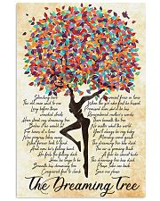 Dreaming Tree 24x36 Poster front