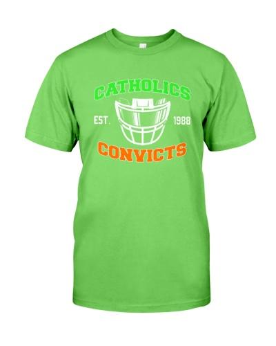 Catholics vs Convicts