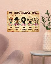 In This House 17x11 Poster poster-landscape-17x11-lifestyle-22