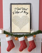 I Don't Want To Miss A Thing 24x36 Poster lifestyle-holiday-poster-4
