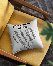 Have Faith In Me Square Pillowcase aos-pillow-square-front-lifestyle-07