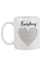 Everlong Mug back