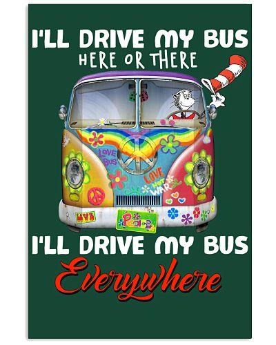 I'll Drive My Bus Everywhere