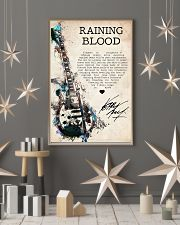 Rainning Blood 24x36 Poster lifestyle-holiday-poster-1