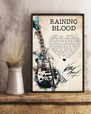 Rainning Blood 24x36 Poster lifestyle-poster-3