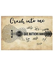 Crash Into Me 36x24 Poster front