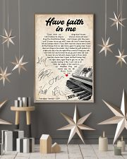Have faith in me 24x36 Poster lifestyle-holiday-poster-1