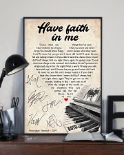 Have faith in me 24x36 Poster lifestyle-poster-2