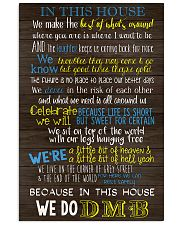 In This House 24x36 Poster front