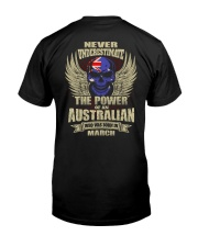 THE POWER AUSTRALIAN - 03 Premium Fit Mens Tee thumbnail