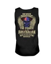 THE POWER AUSTRALIAN - 03 Unisex Tank thumbnail