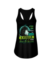 A-WISE-GIRL Ladies Flowy Tank thumbnail