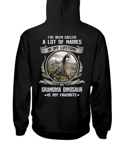 grandma dinosaur